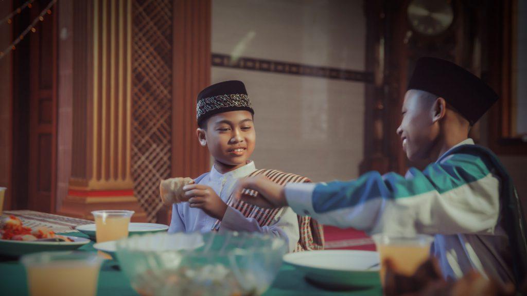 مشروع افطار الصائم خلال شهر رمضان