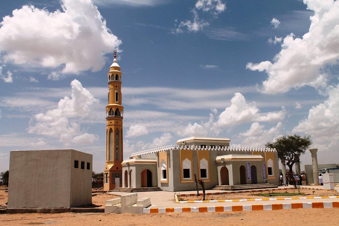 بناء مسجد من أفضل أنواع الصدقة الجارية