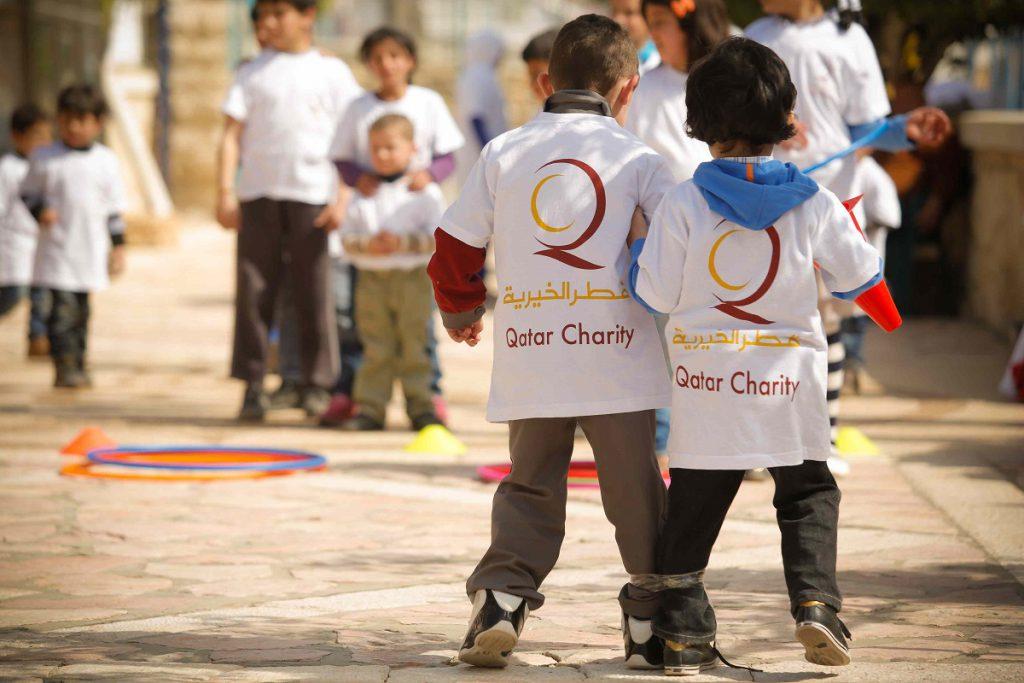 كفالة اليتيم: مشروع طفل متكامل، يشكل يغطي كل جوانب حياته