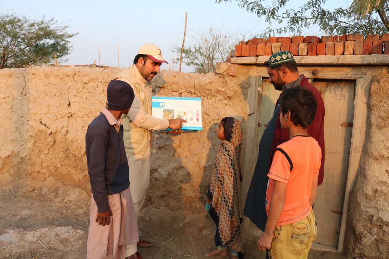 """جهود لترقية البيئة في قرية """"راخ كوتلا """" الباكستانية"""