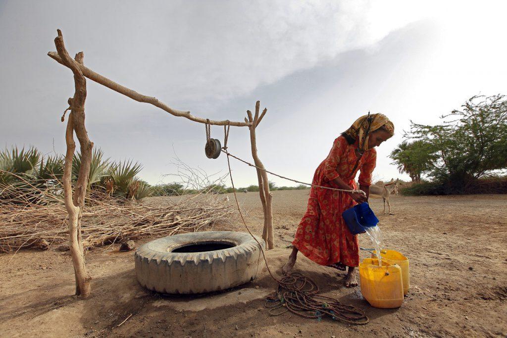 سقي الماء : باب للأجر والثواب