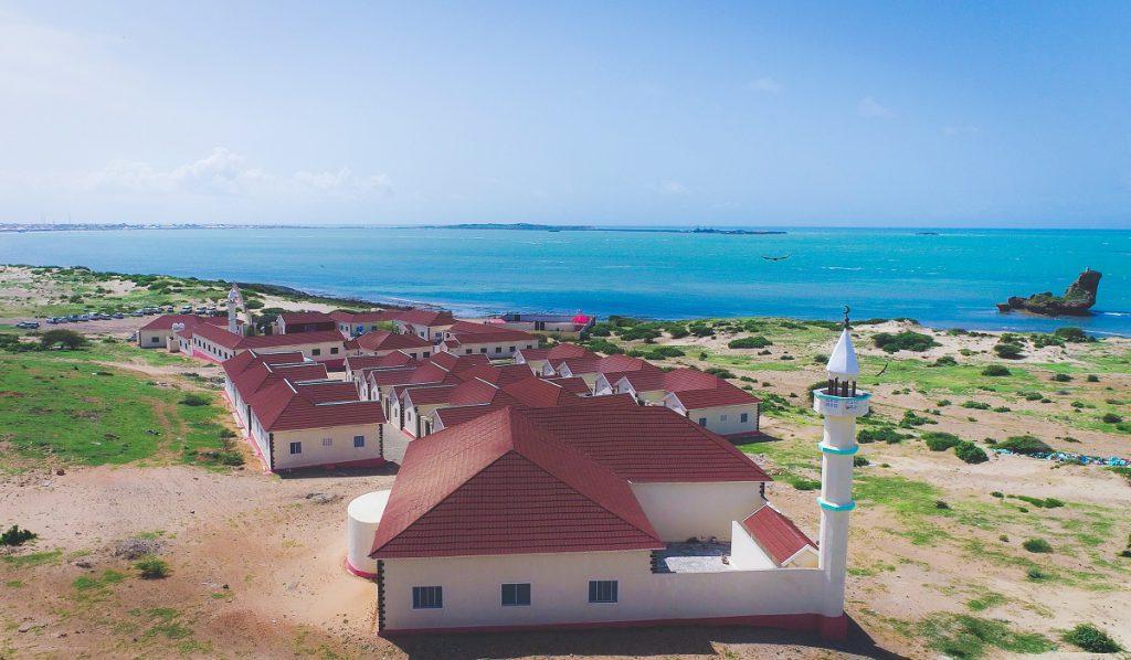 مجمع سكني للعائدين بالصومال يضع نهاية المعاناة من رحلة اللجوء