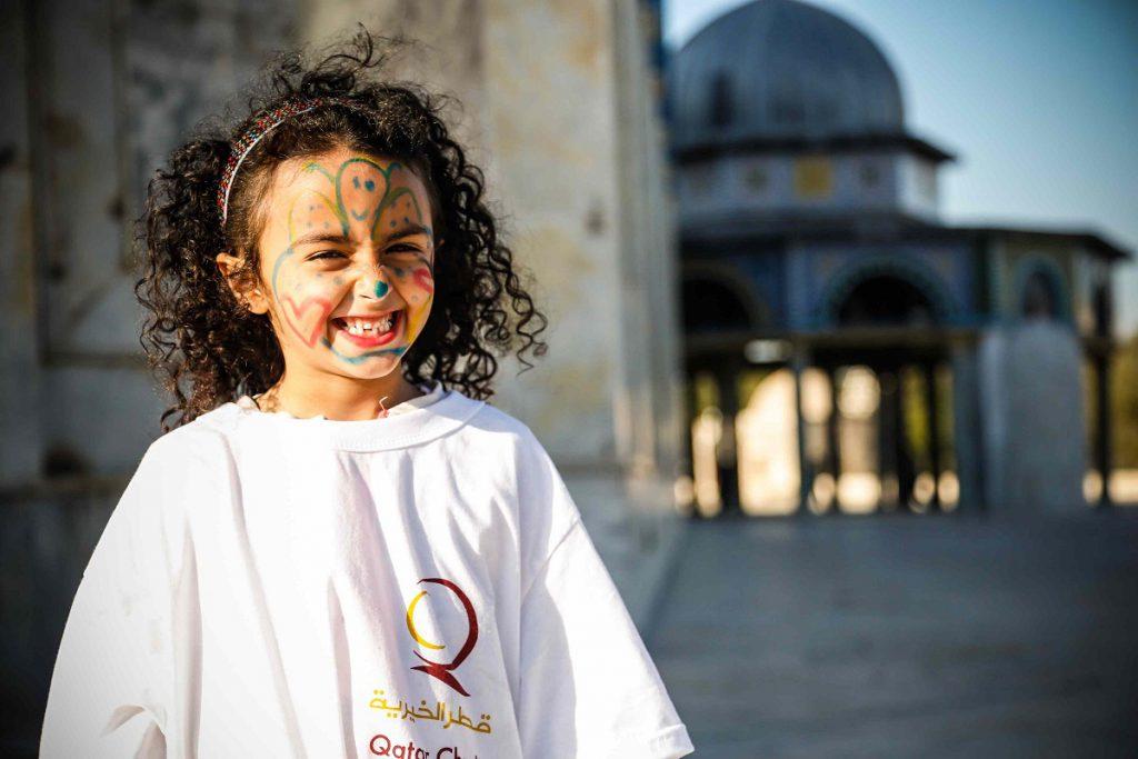 تجربة قطر الخيرية في كفالة ورعاية الأيتام