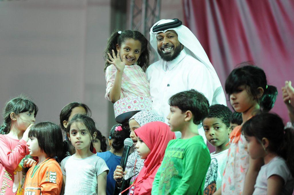 مساعدات وخدمات قطر الخيرية الدورية المخصصة للأيتام